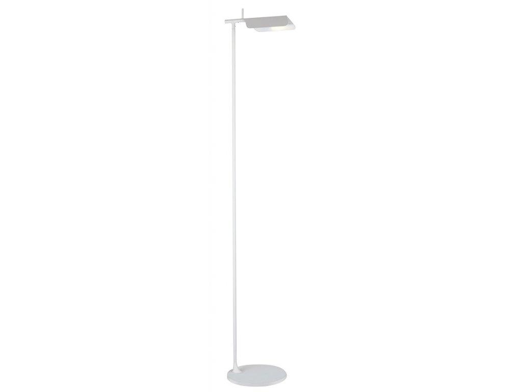 Lampa stojanová PEAK biela - hliník