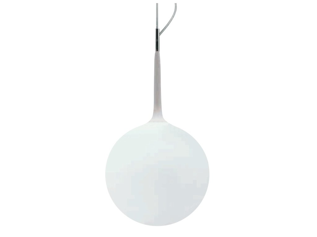 Luster - Lampa závesná CASTRO 42 - sklo, oceľ