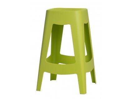 Barová stolička Tower zelená