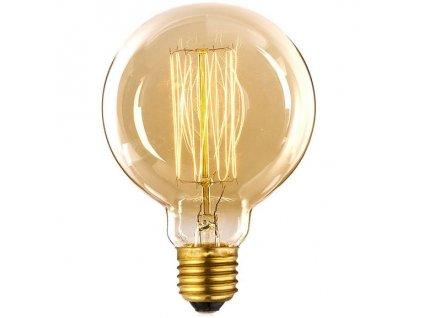Edisonova žiarovka 40V BF81