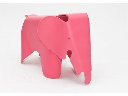 Stolík Sloníča ružový