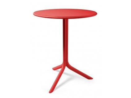 Stôl Spritz červený
