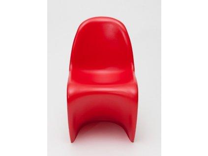 Stoličky Balance Junior červená