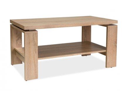 Konferenčný stolík PAOLO FARBA DUB SONOMA 100x55x50