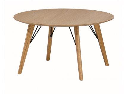 Stôl Venera FI 80 - dubová doska