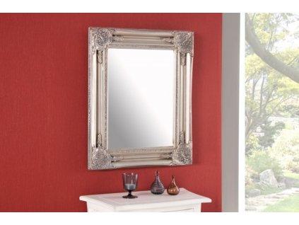 Zrkadlo Speculum 55cm strieborné