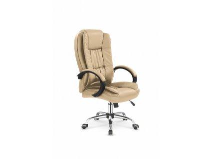 RELAX kancelárske kreslo béžovej