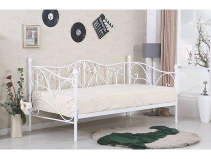 SUMATRA posteľ biela