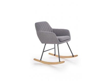 YORK hojdacie stoličky šedá