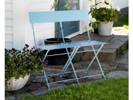 Modrá lavice Malmo