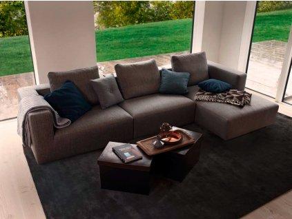 CARMEL, čalúnená sofa