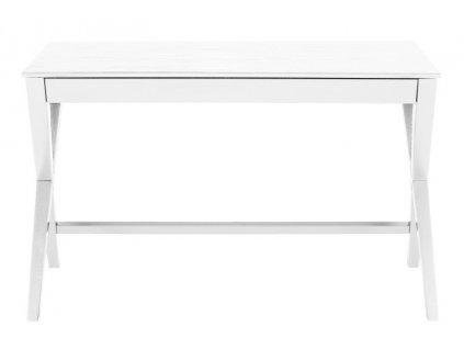 Písací stôl Writex biely