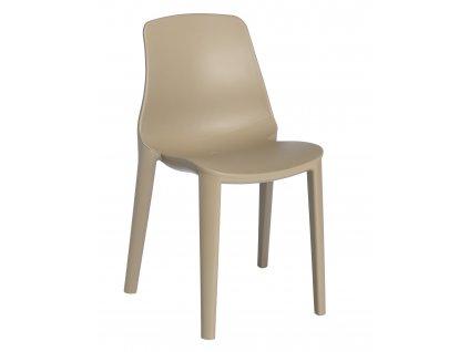 Stoličky lýza béžová