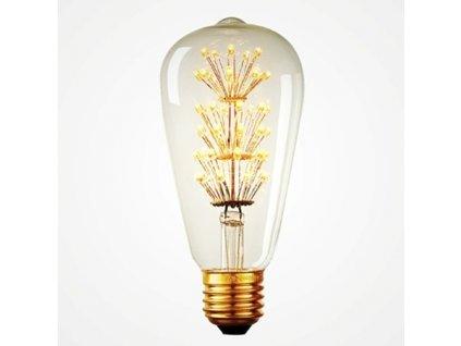 Žiarovka Edison LED II- 3W