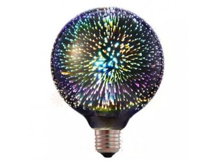 Žiarovka LED 3D