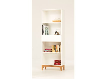 1410 2643 Blanco Bookcase detail
