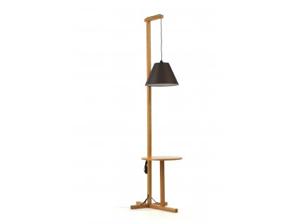 Floor Table Lamp 02 Brown