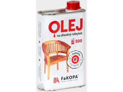 Ošetrujúci olej 0,5l CLASSIC