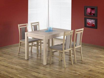 Maurycy stôl farba dub Sonoma