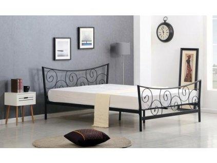 RAMONA posteľ čierna