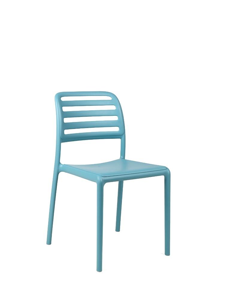 Stoličky Costa modrá
