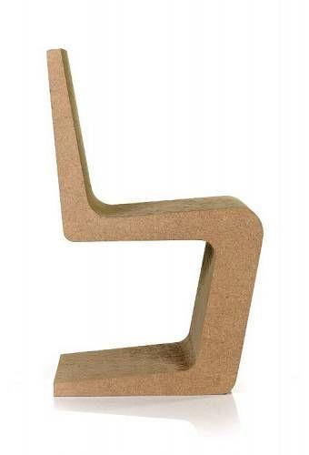 Stoličky Larvik natural