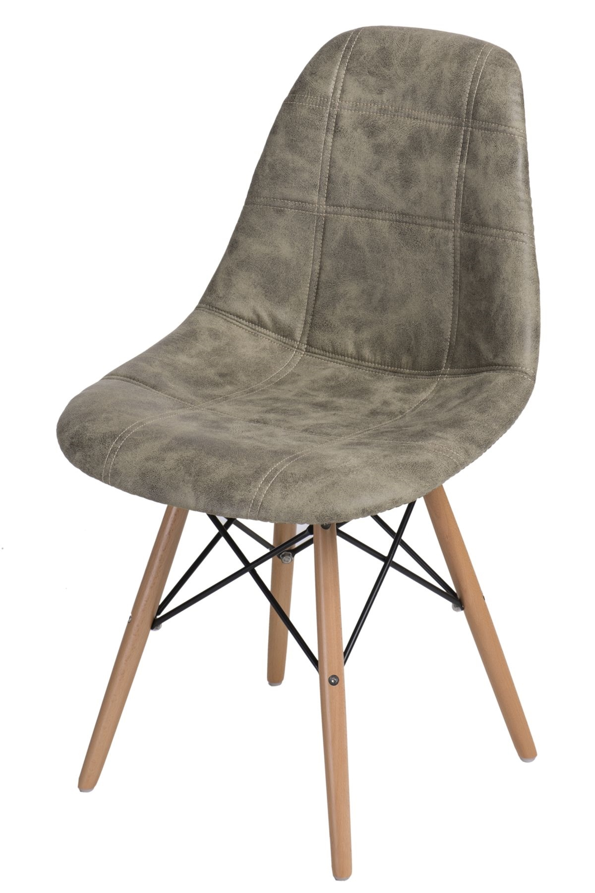 Stoličky P016V Pico olivová