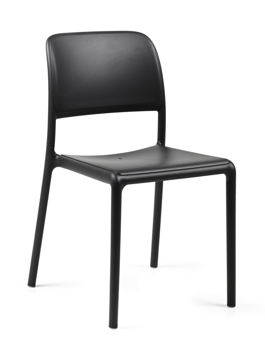 Design2 Stoličky Riva čierna