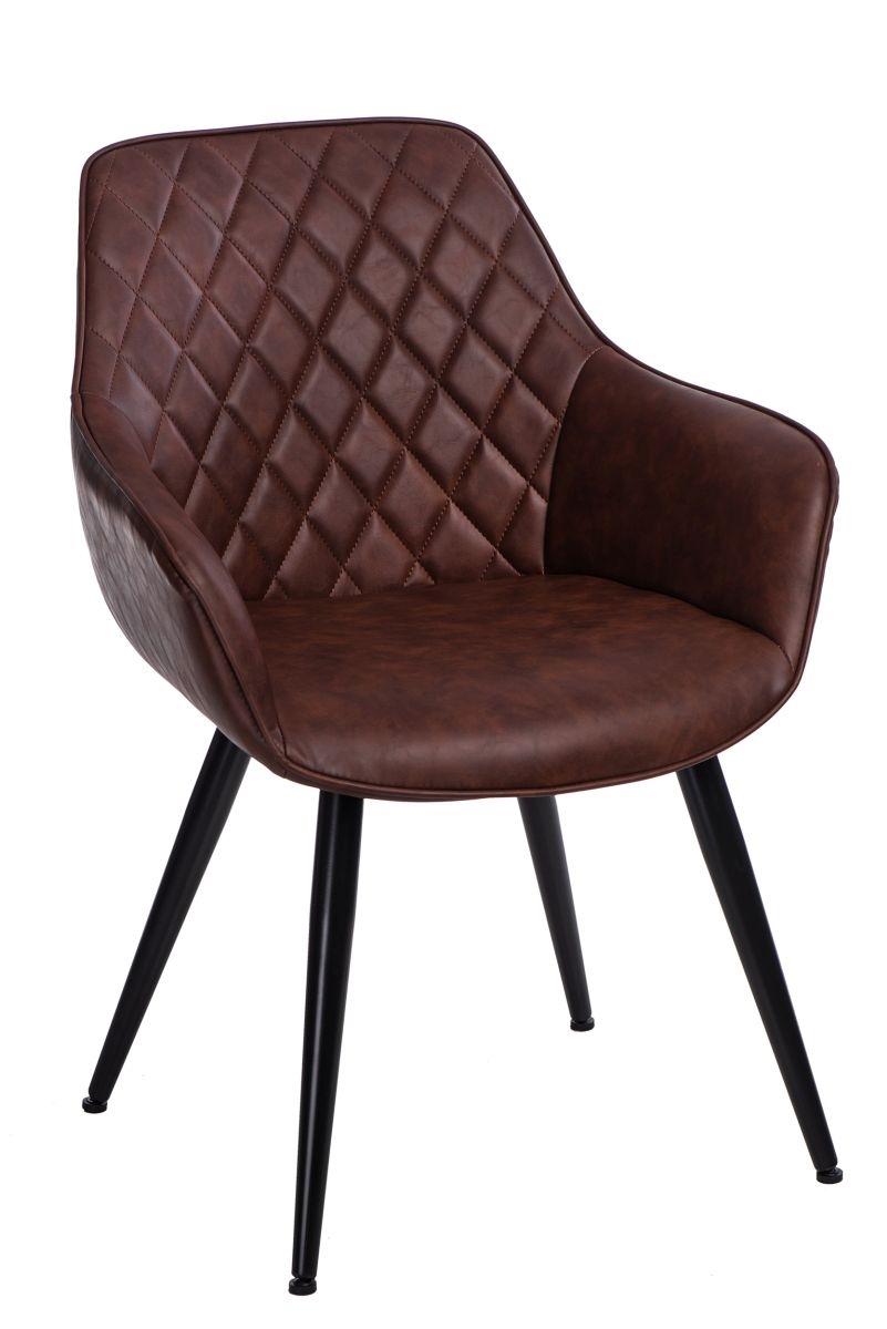 Stoličky Roxana hnedá