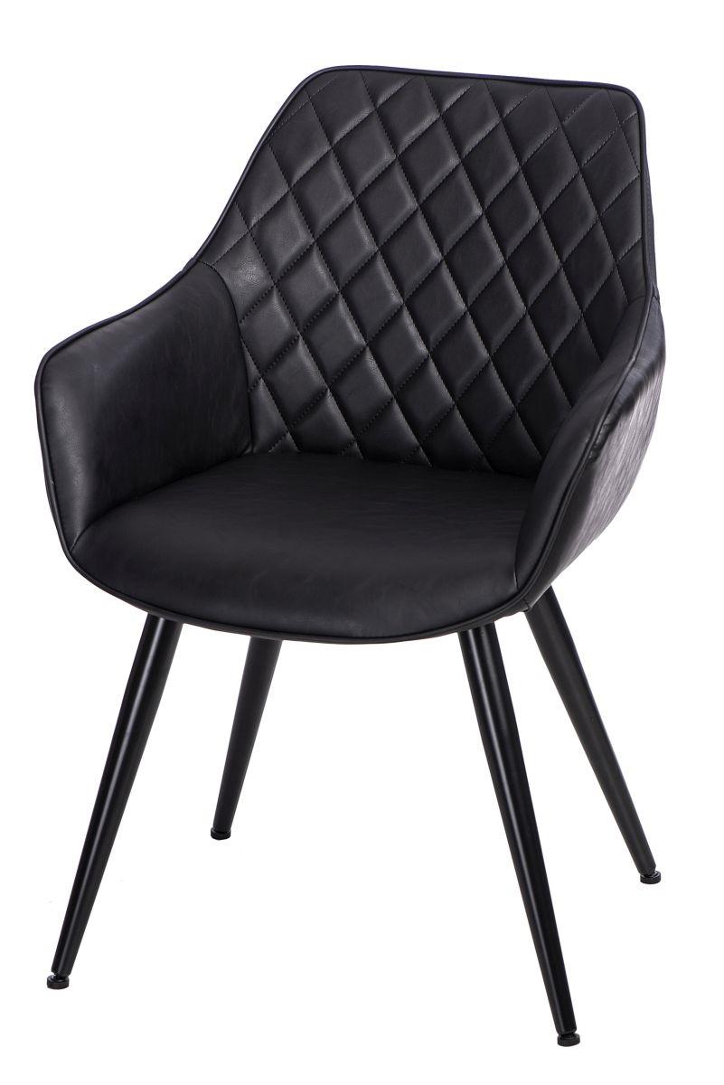Design2 Stoličky Roxana čierna
