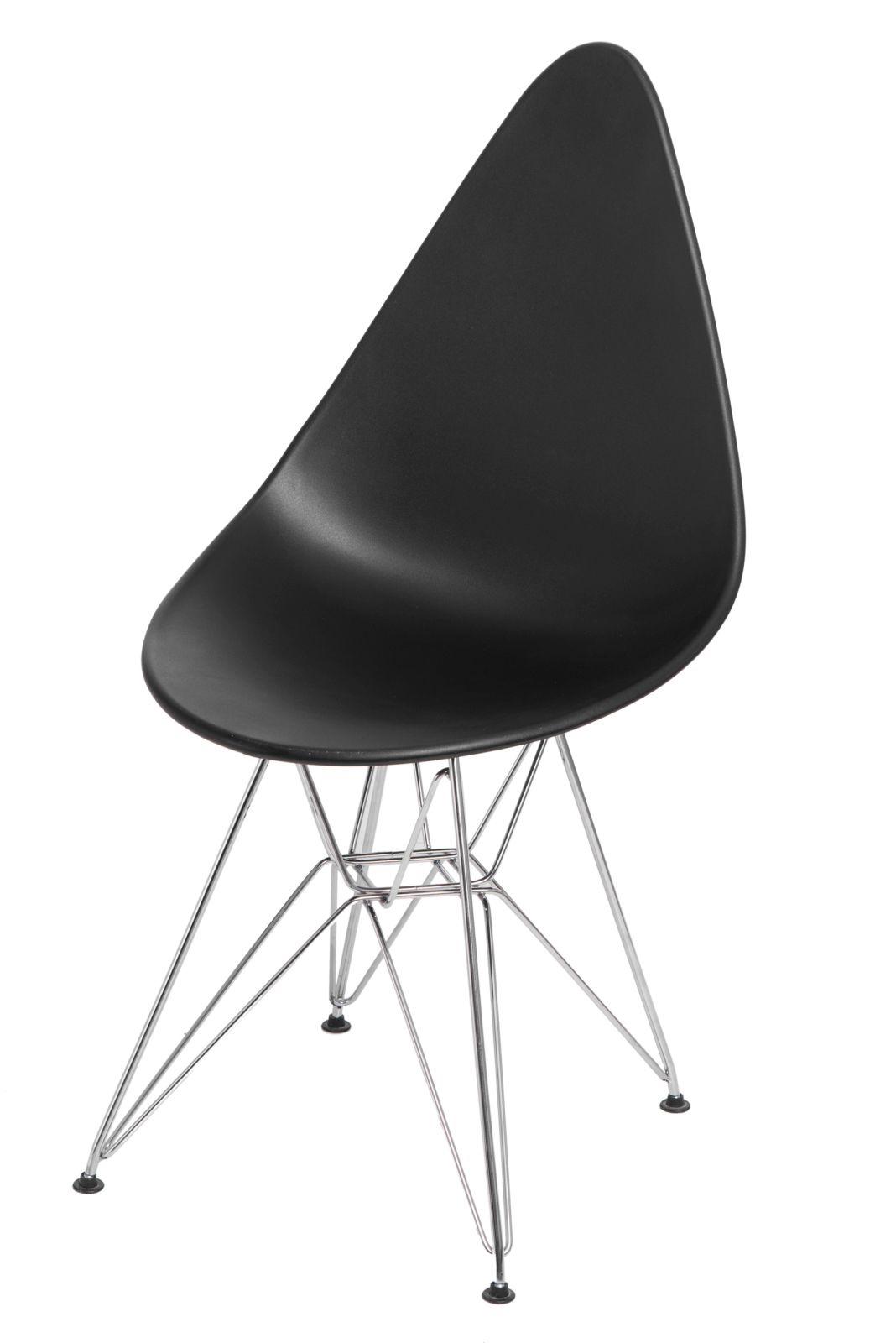 Stoličky Rush DSR čierna