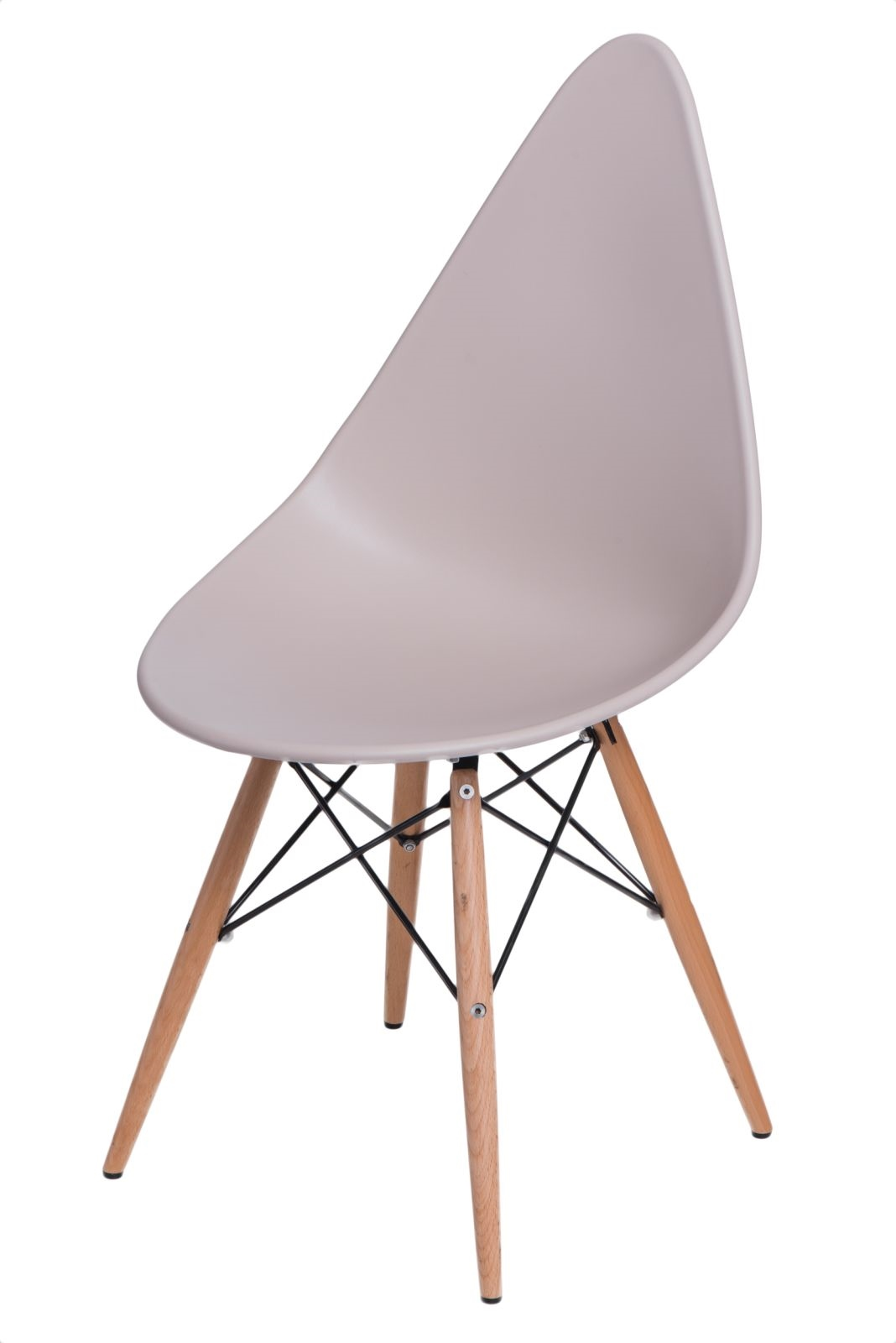 Stoličky Rush DSW béžová