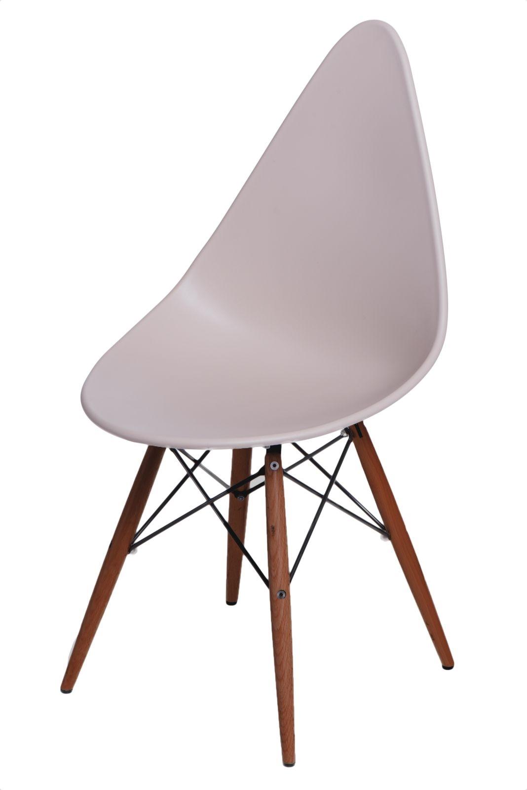 Stoličky Rush DSW béžová / tmavá