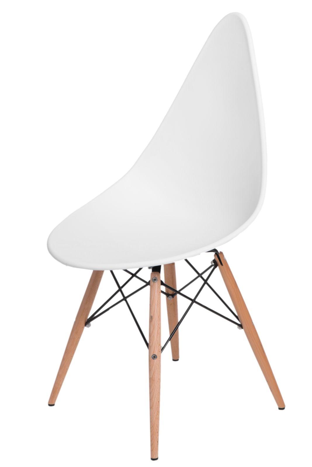 Stoličky Rush DSW biela