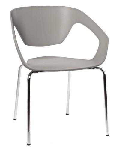 Stoličky Space šedá