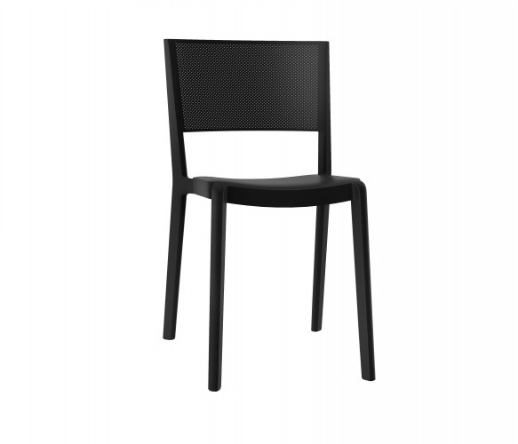 Design2 Stoličky Spot čierna