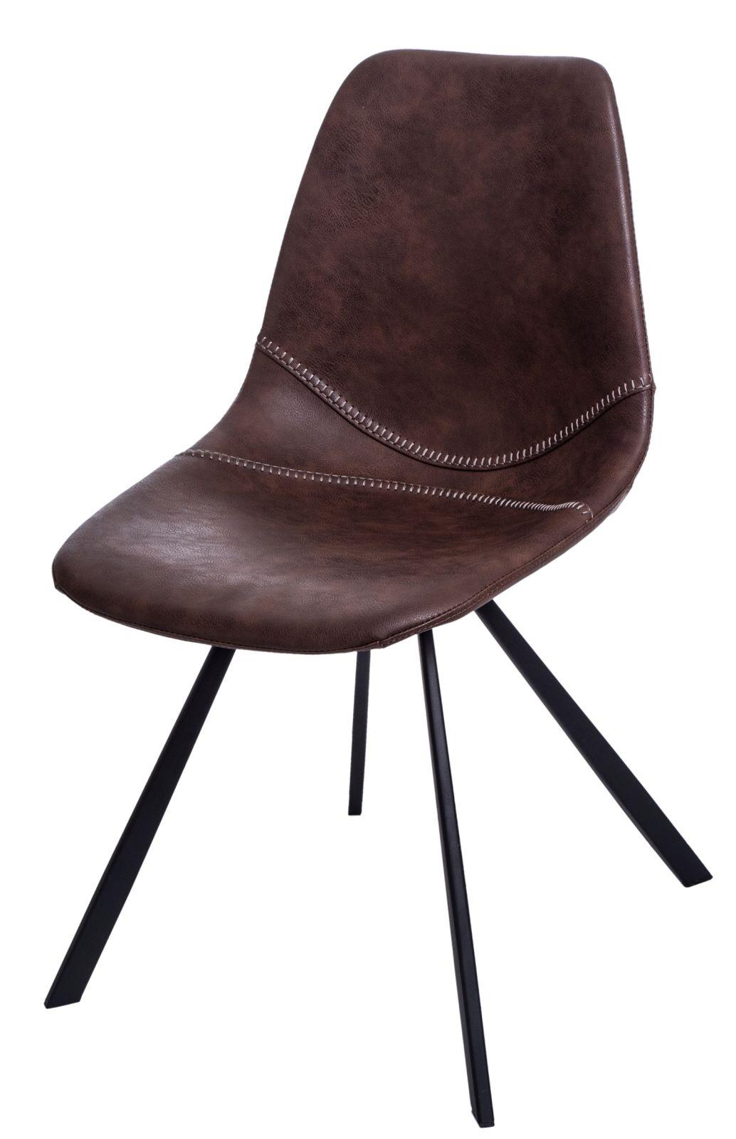 Stoličky Vincent M svetlá hnedá