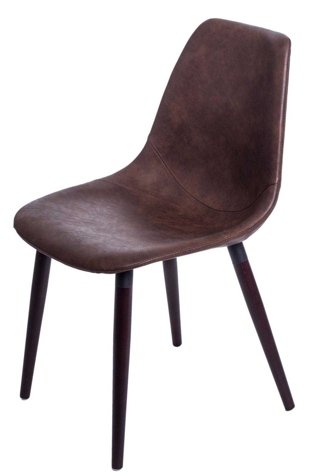 Stoličky Vincent V svetlá hnedá