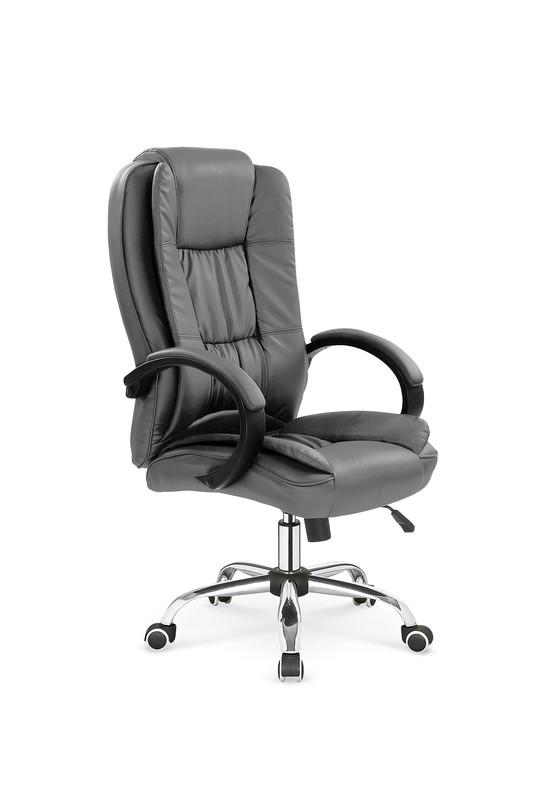 RELAX kancelárske kreslo šedej