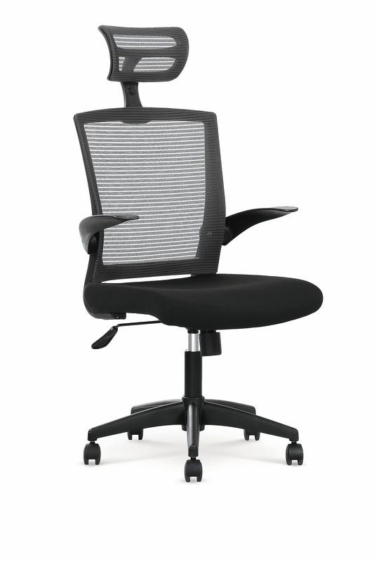 VALOR kancelárske kreslo čierno / sivé