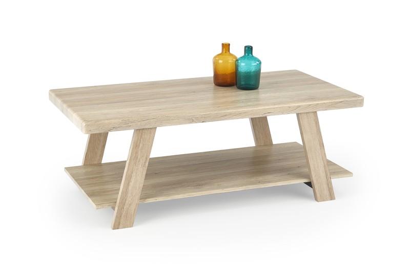 roveň stolík dub san remo