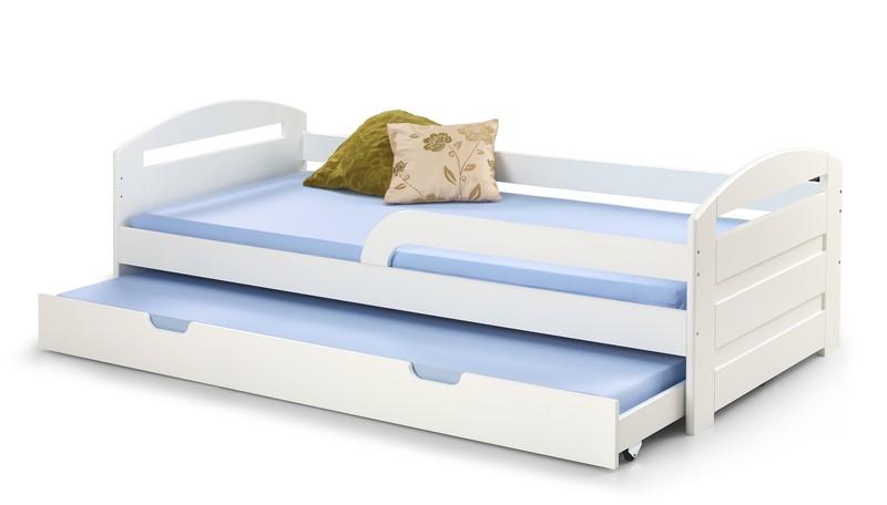 NATALIE 2 posteľ biela