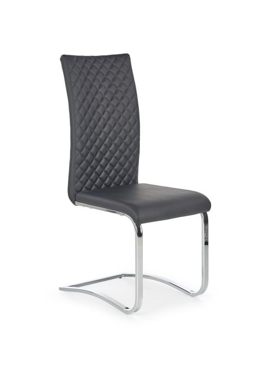 K293 stoličky čierna
