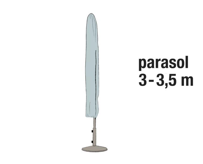 Poťah na dáždniky 3-3.5 m