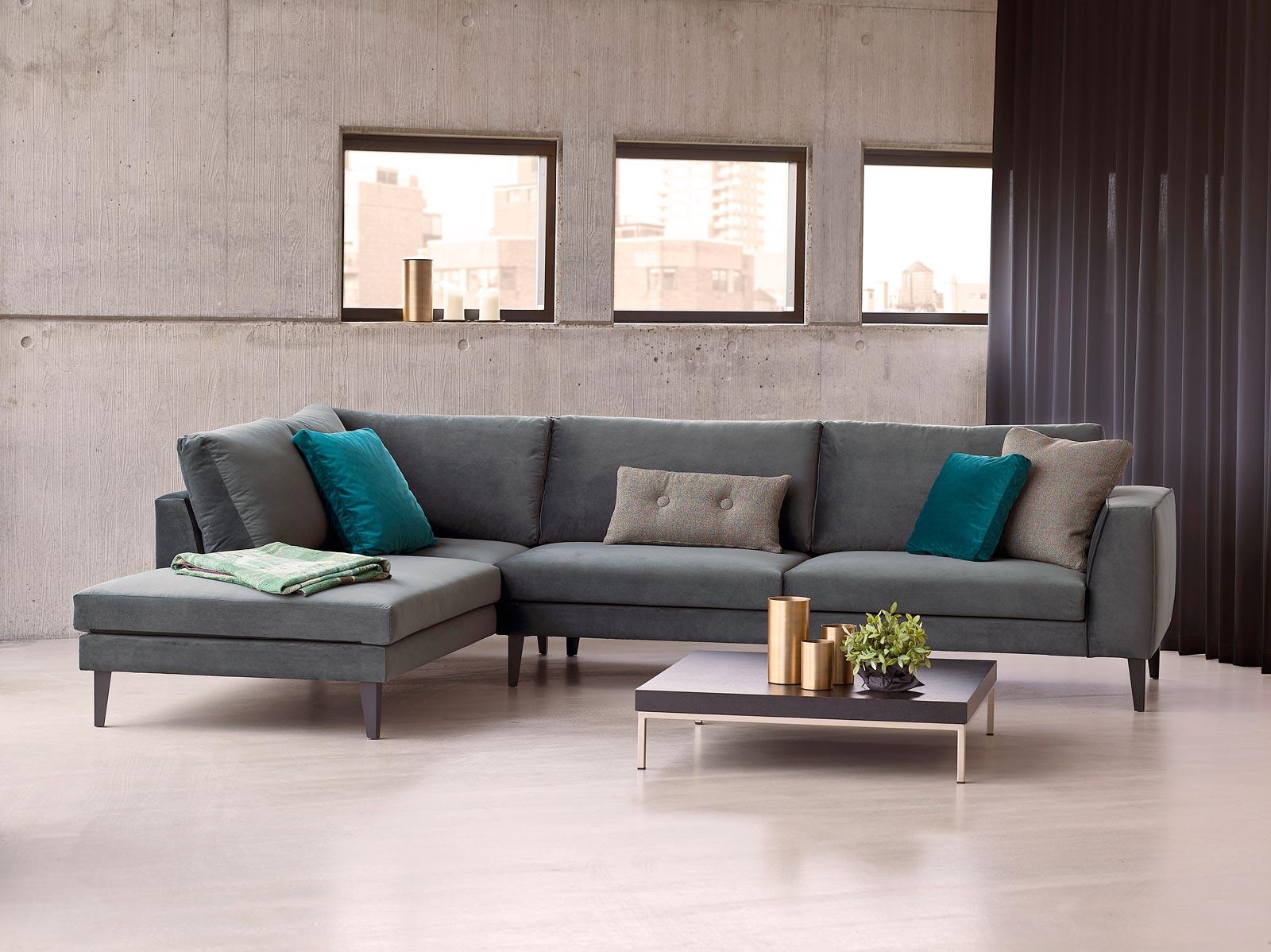 Valenza, čalúnená sofa