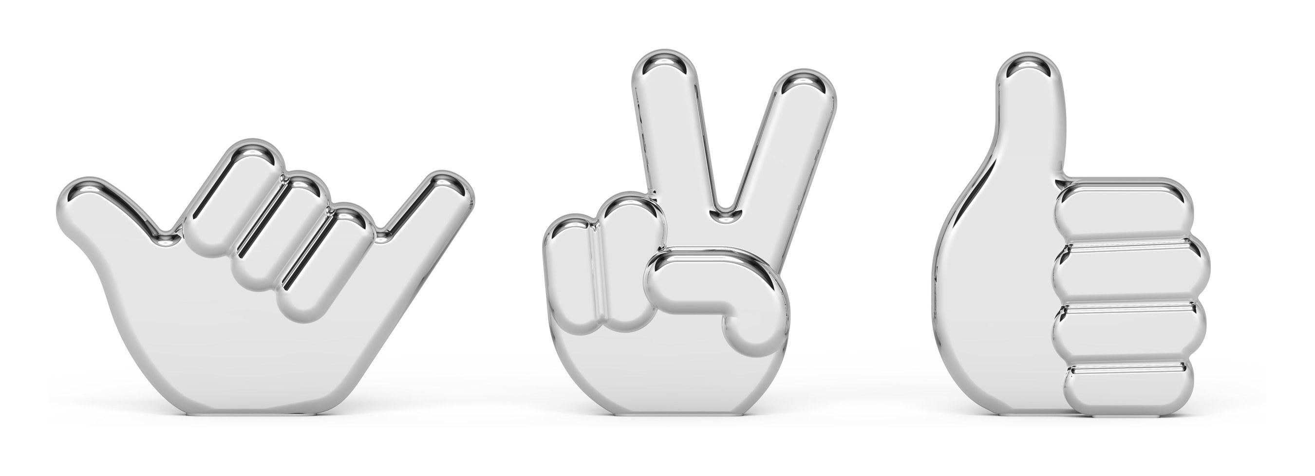 Rámček Handsup 3