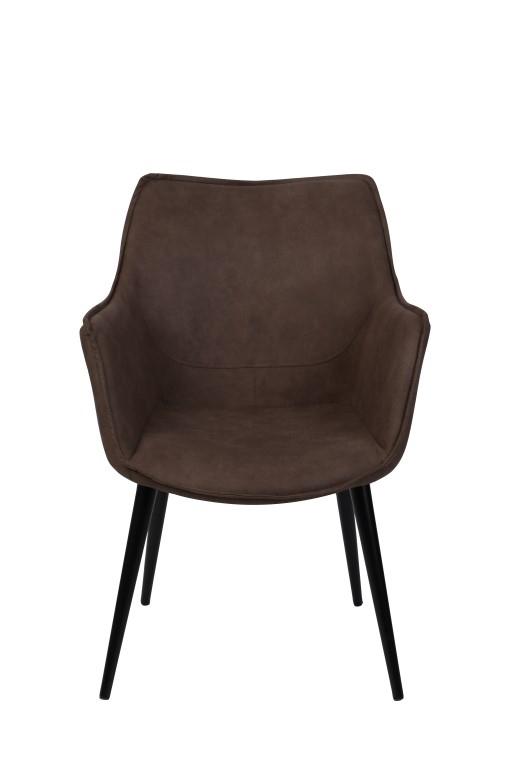 Stoličky Yule hnedá