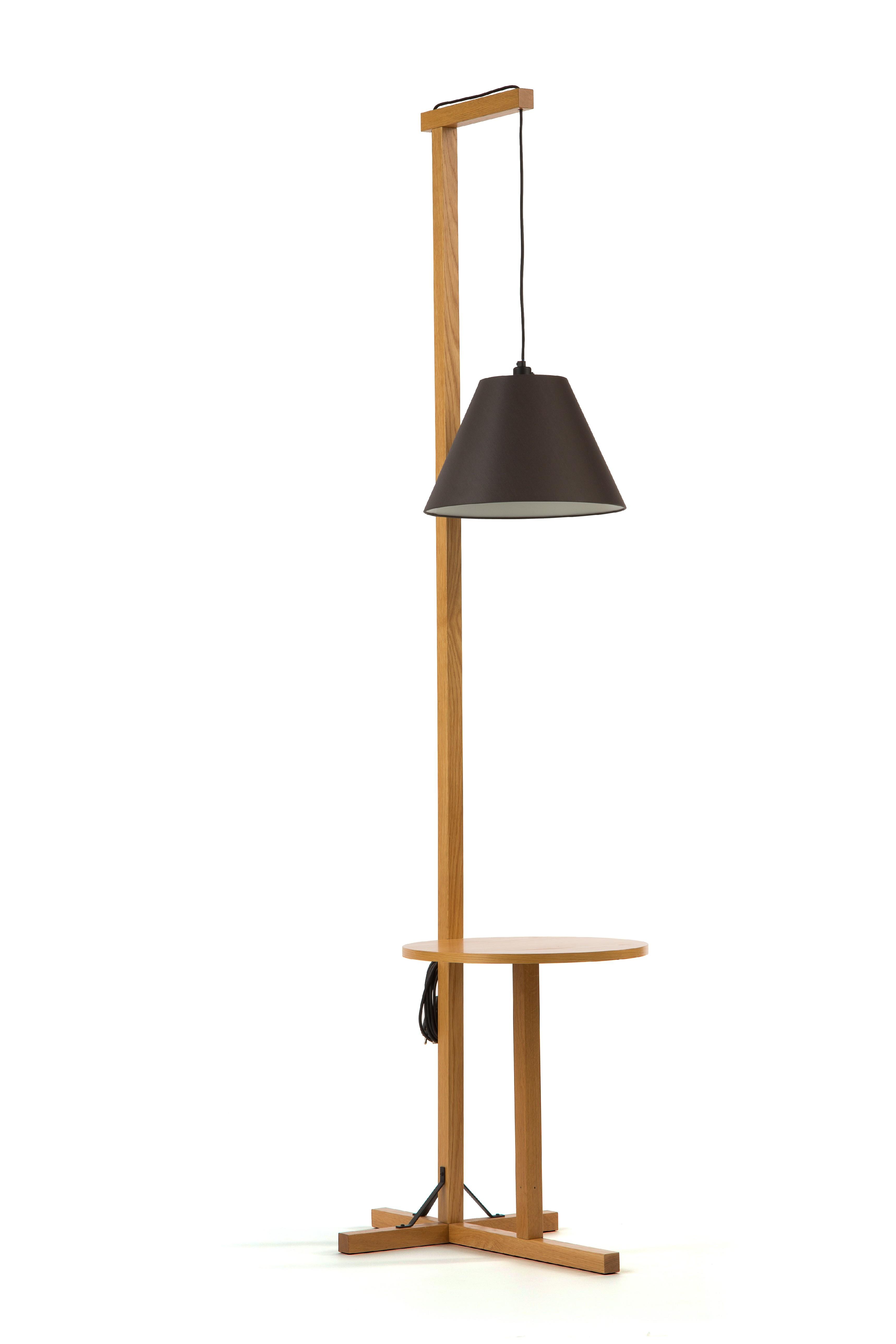 Stojacia lampa Dark Shade
