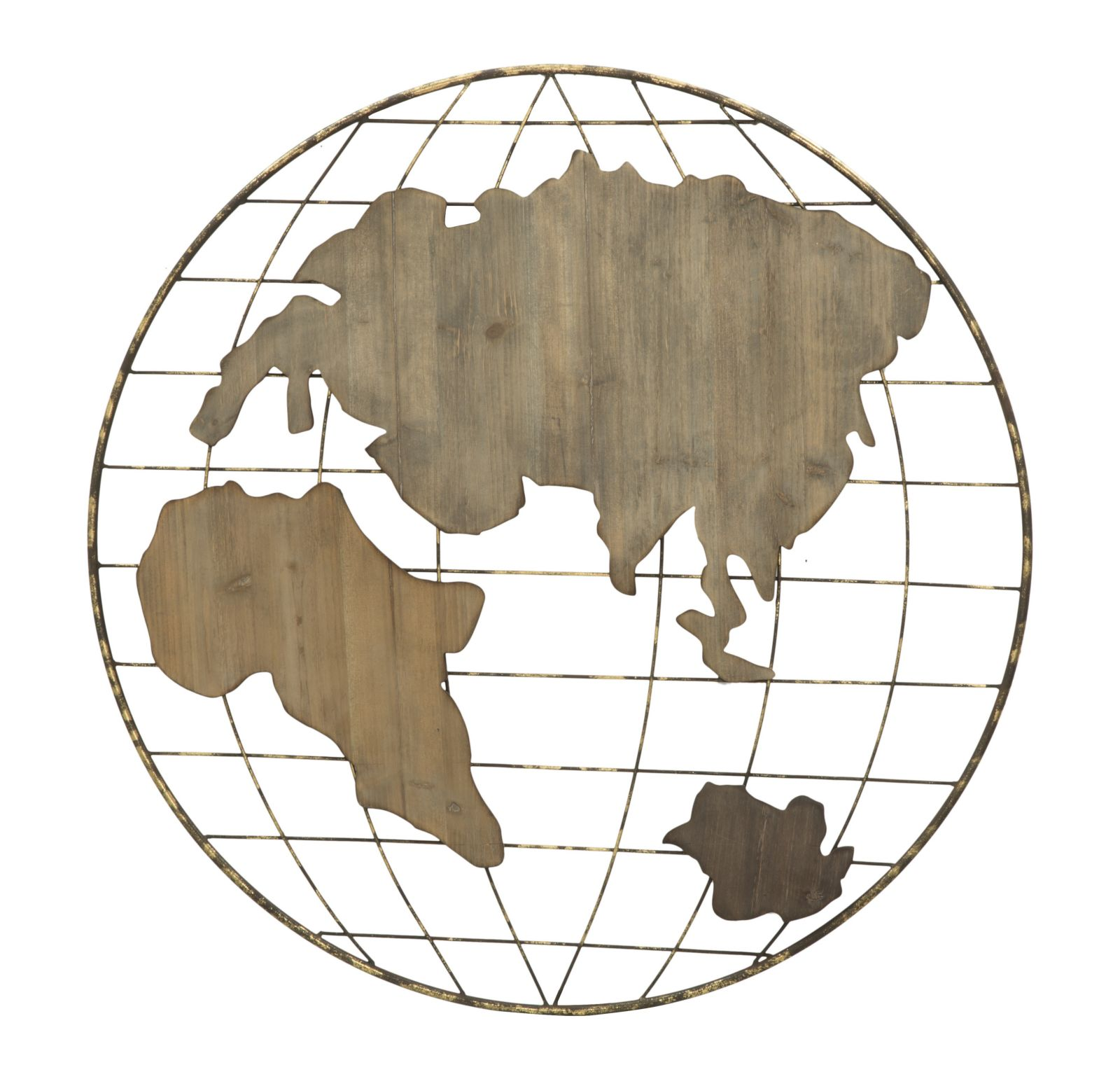 Dekorácia na stenu MAP