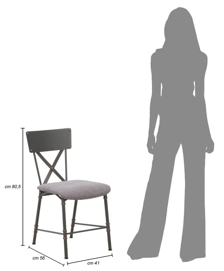 Stoličky MANHATTAN